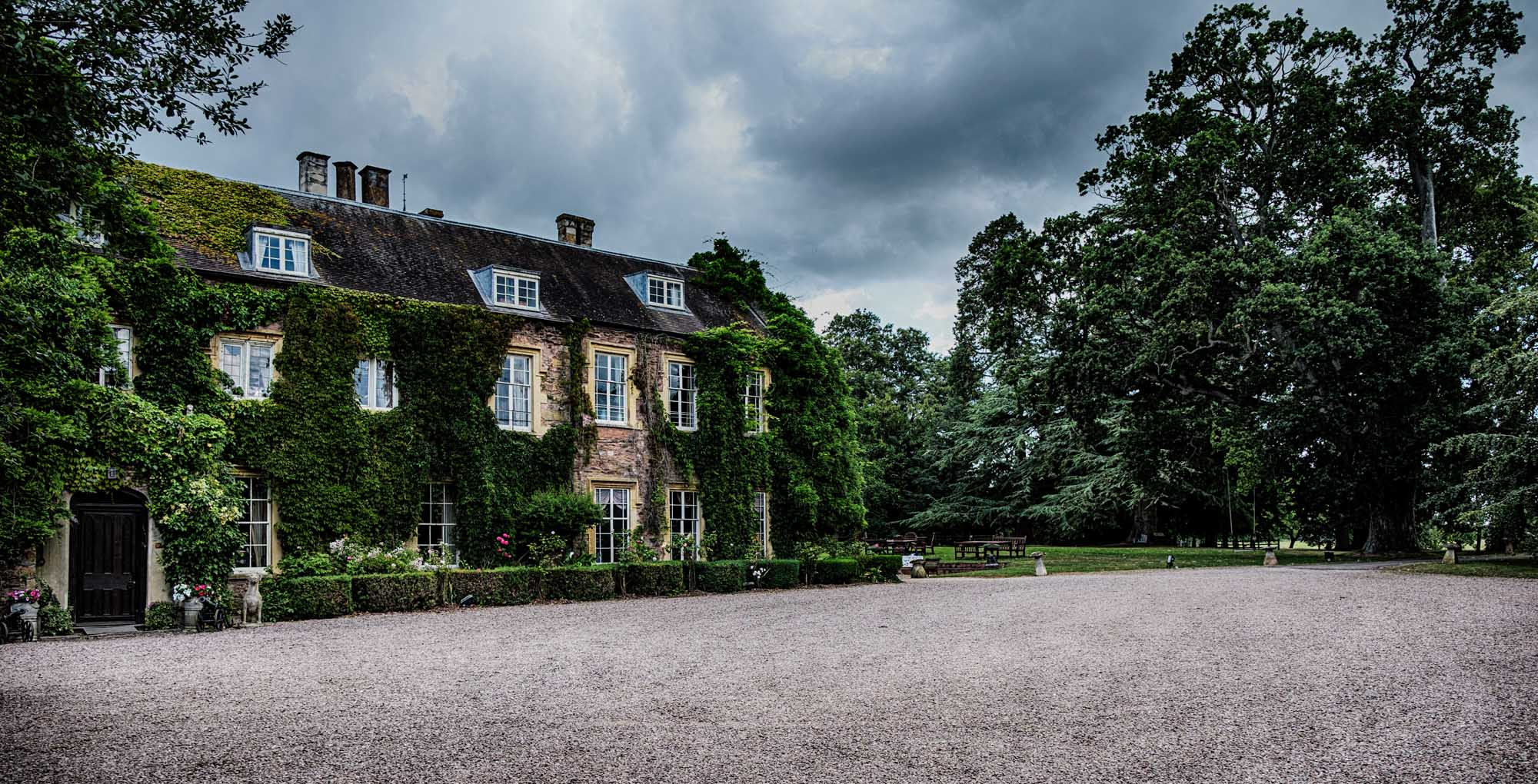History of Maunsel House
